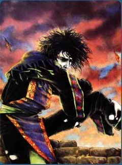 Neil Gaiman's Sandman, illustrated here by Michael Zulli, is a classic comic book that I would recommend to anyone.