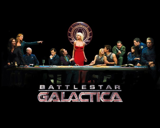 Battlestar Galactica has a lot to teach writers.