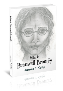 Cover to Who is Branwell Brontë?
