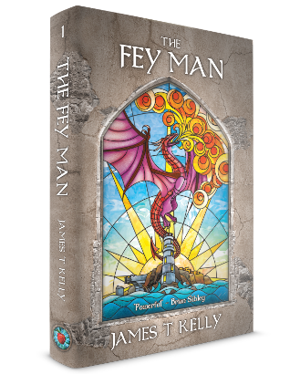 Cover to The Fey Man