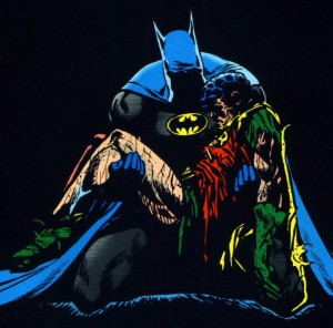 Ex-Robin Jason Todd was killed by popular opinion of all things.