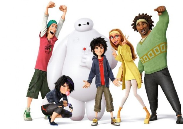 Big Hero 6 is a lesson in emotive writing and in three-dimensional secondary characters.