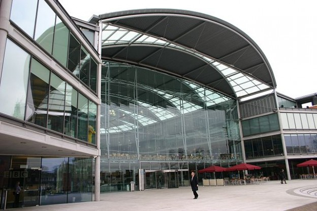 Norwich Millenium Library - now lending The Fey Man :-D