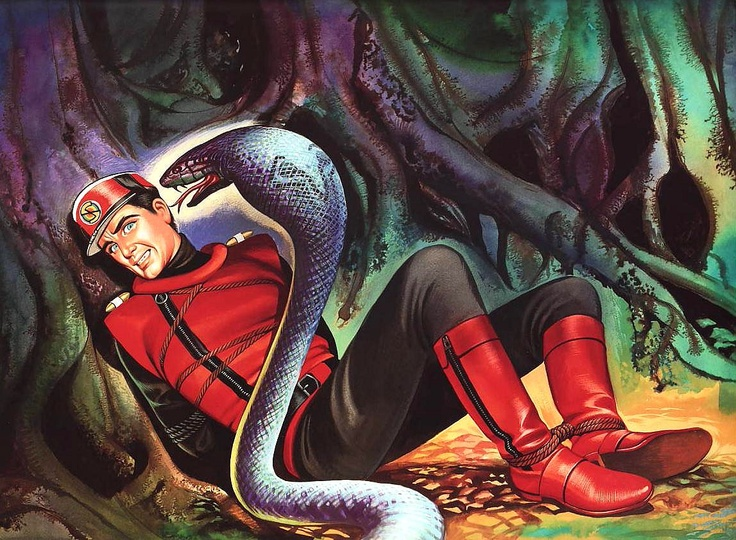 Captain Scarlet is the reason some readers don't like Thomas Rymour of the Fair Folk series.