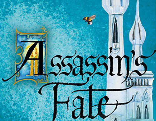 Cover to Assassin's Fate by Robin Hobb
