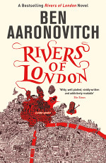 Book cover to Rivers of London by Ben Aaronovitch