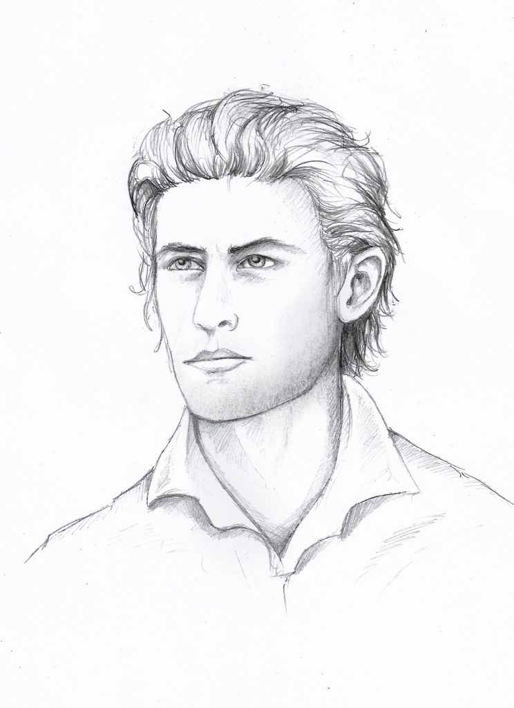 Thomas Rymour is the main character and hero of The Fey Man, the first book of the Realm Rift Saga.