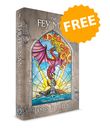 Download a free copy of The Fey Man today!