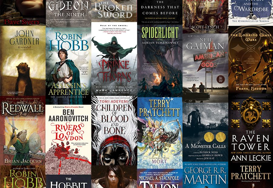 These are just some of the 25 best fantasy books you should read next