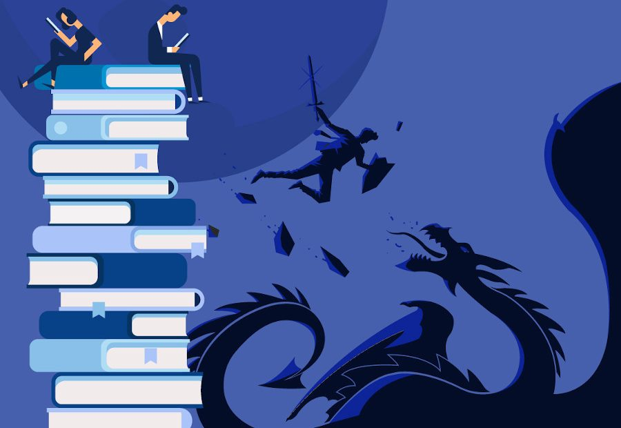 Are you a typical fantasy reader? Find out with this infographic.